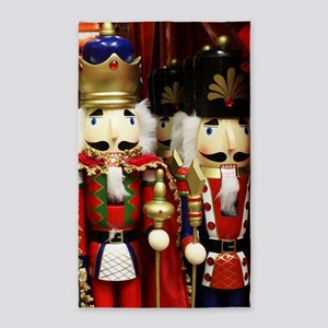 Nutcracker Soldiers Area Rug